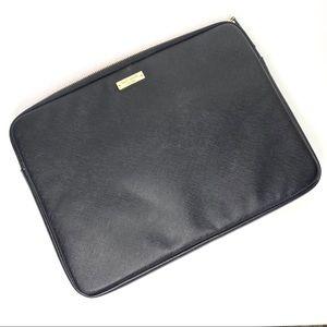 Kate Spade Laptop Sleeve Black